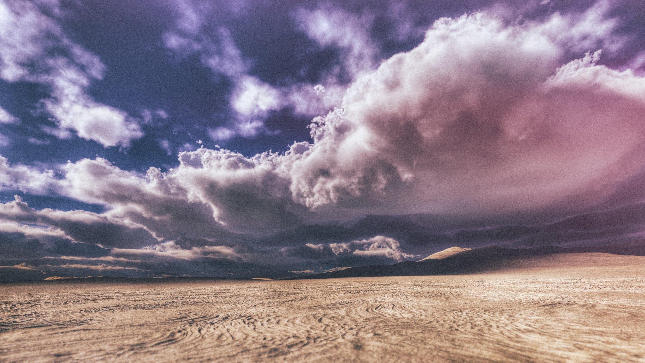 Jesus Prayed and the Sky Opened -