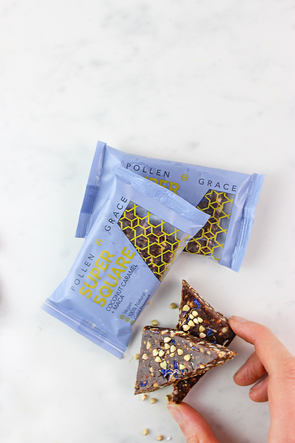 SUPERFOOD PACKED SUPER SQUARES