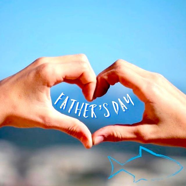 We 💙 you Dads! Hope you all have an amazing day filled with all of your favorite things and maybe some Pokē. #happyfathersday #dadslovepoke