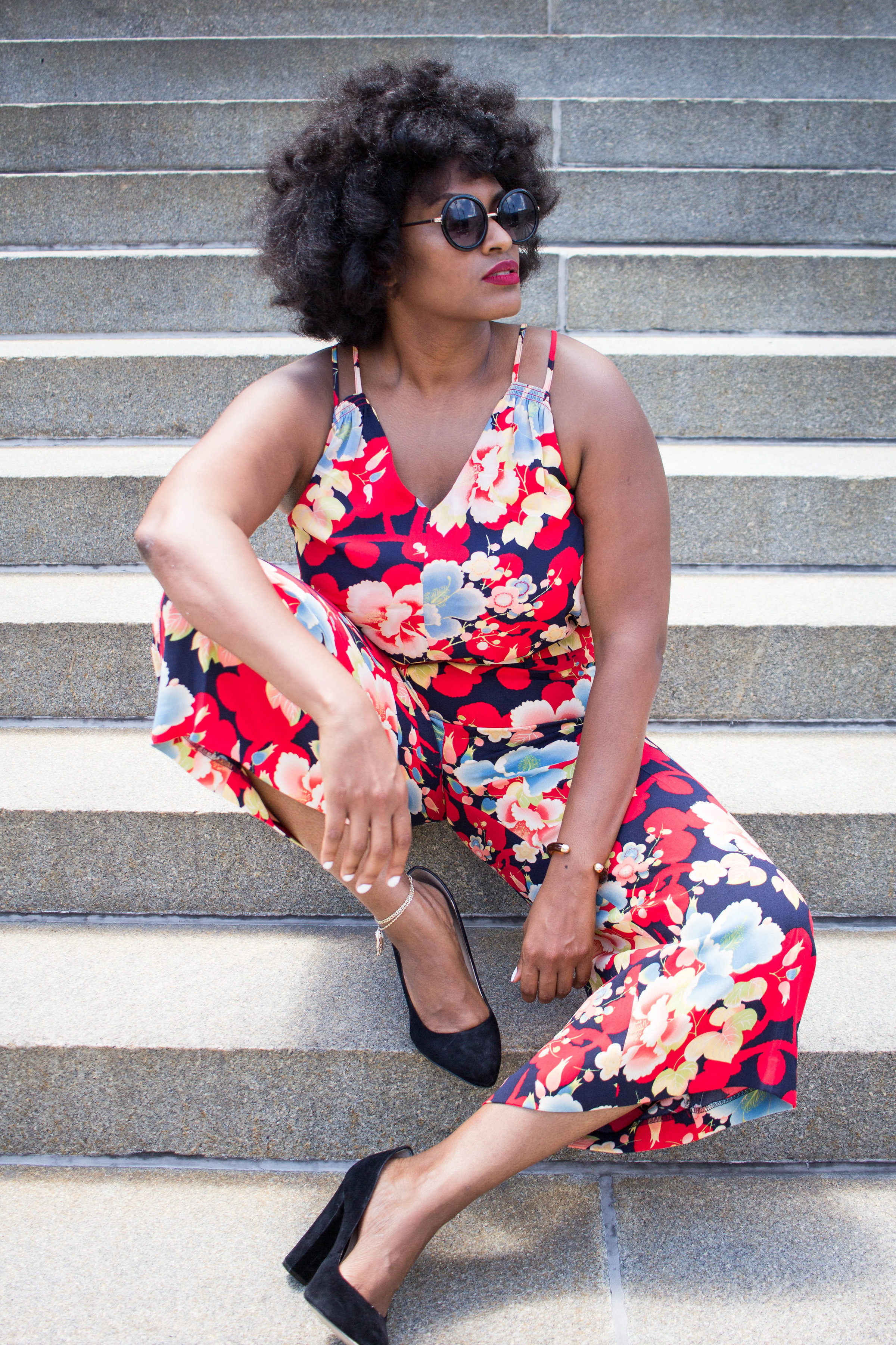 Washington, DC + Plus size + loft + ondia J + Natural + fashion + style + work