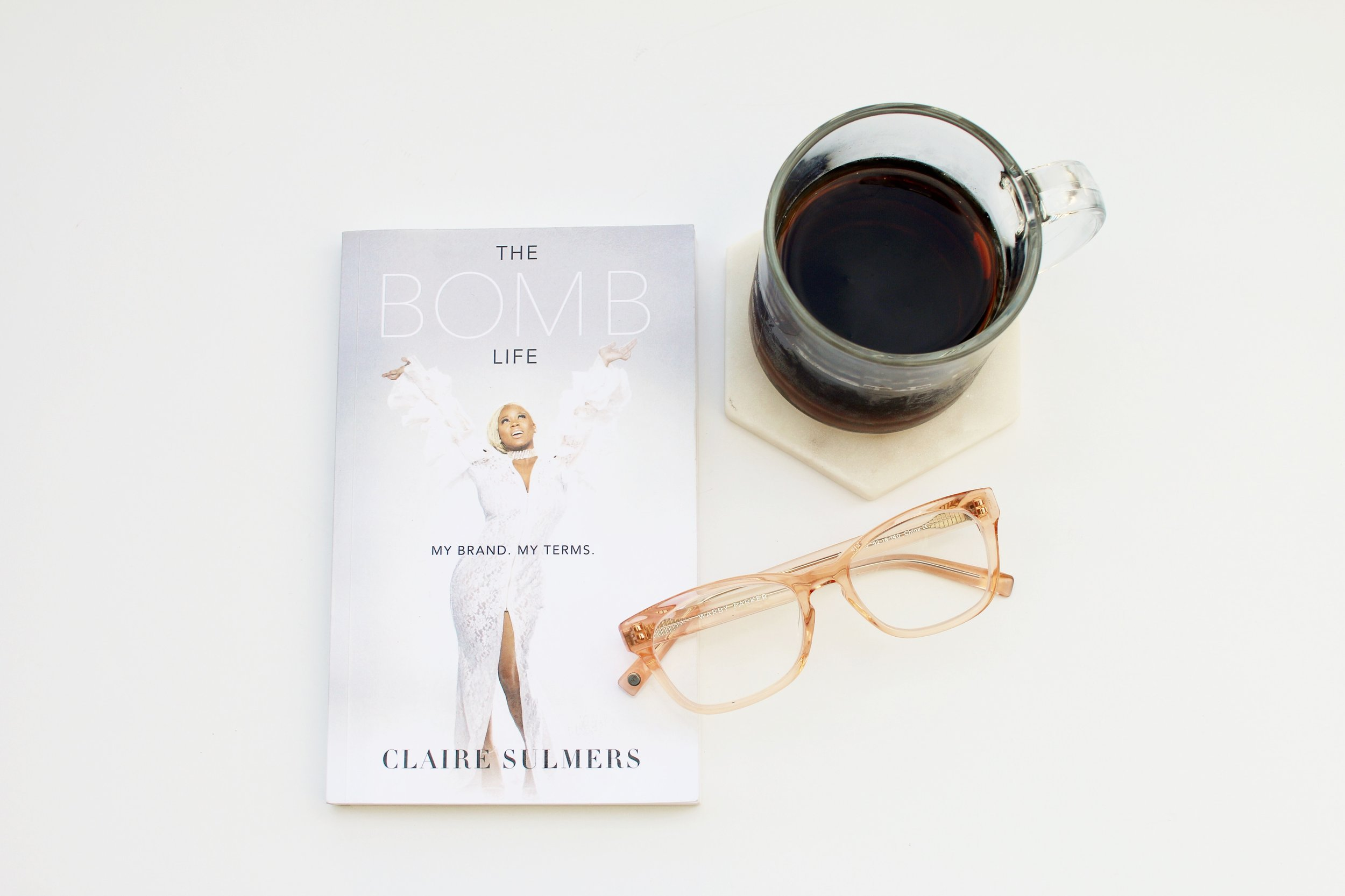 claire Sulmers + The bomb life + fashion bomb daily + blogger tips