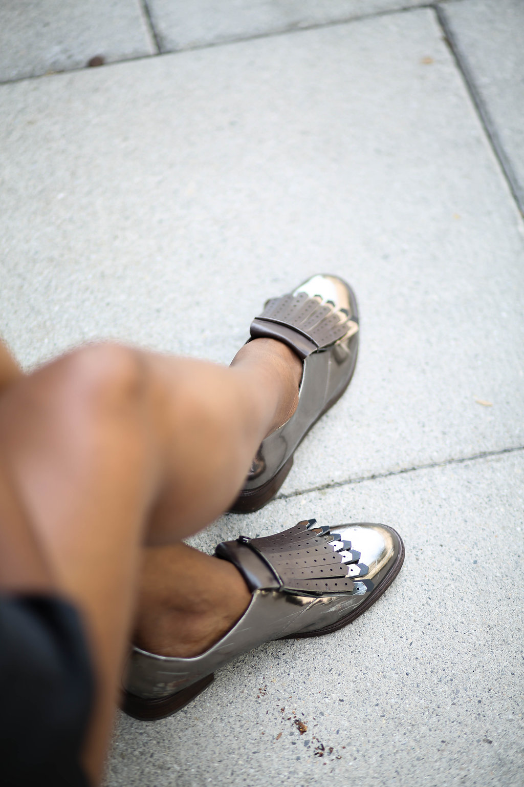 SILVER - LOAFER