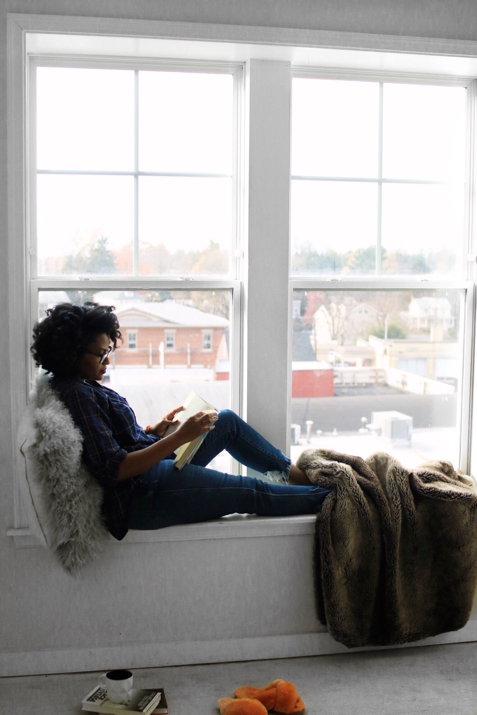 selfcare + reading