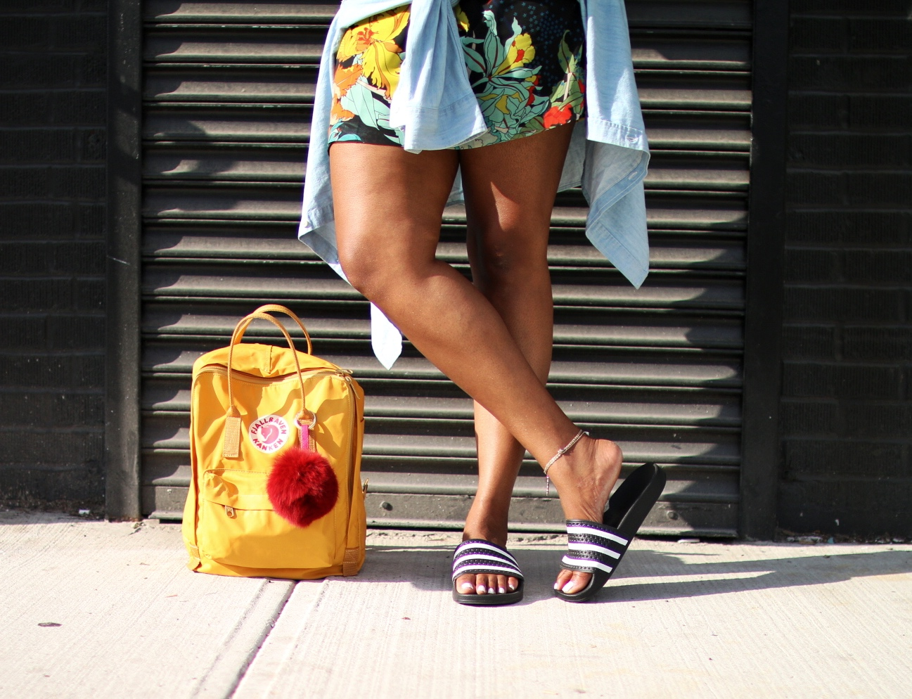 WHAT I WORE TO CURLFEST 2017 -
