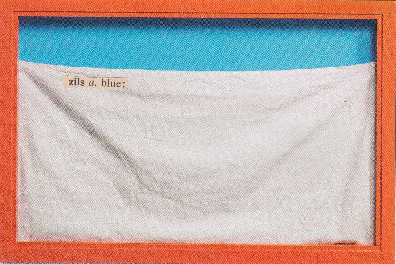 blue = zils -