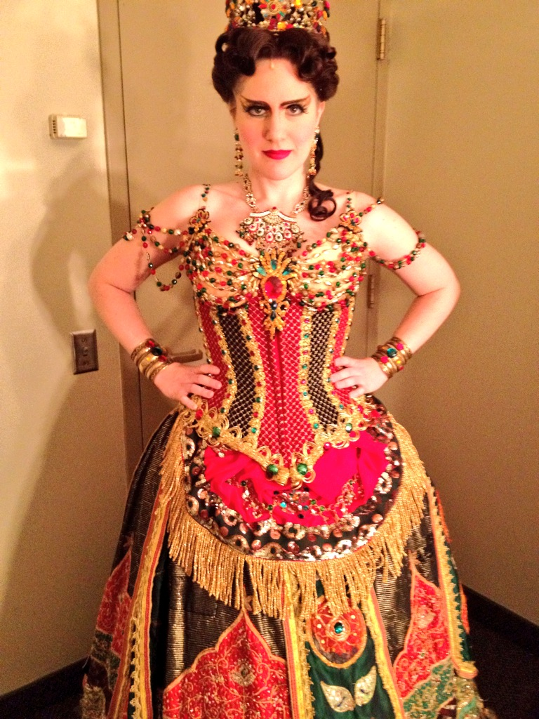 Carlotta, Phantom of the Opera 25th Anniversary National Tour