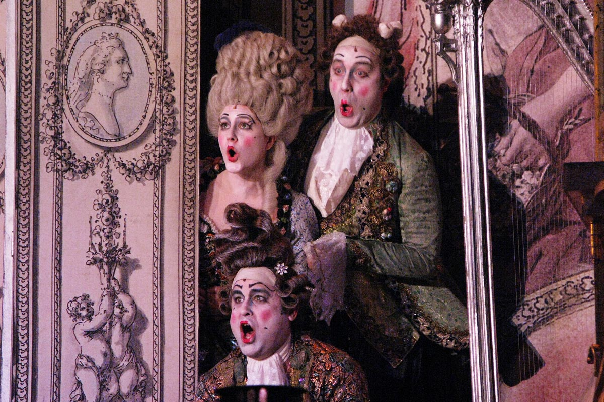 Confidante, Phantom of the Opera, 25th Anniversary National Tour (with Merritt David Janes and Edward Juvier)