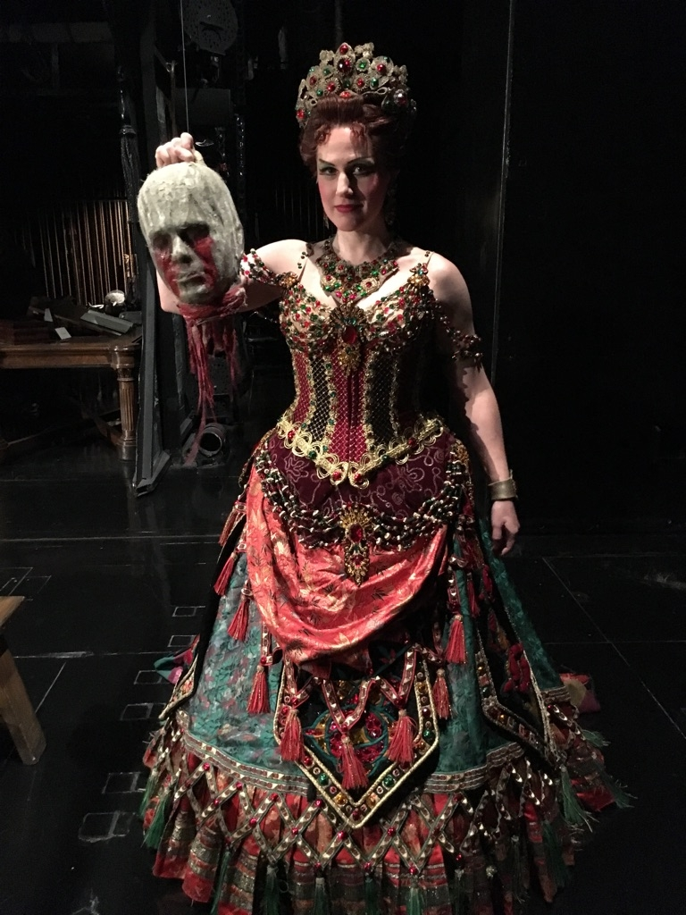 Carlotta, The Phantom of the Opera, Broadway
