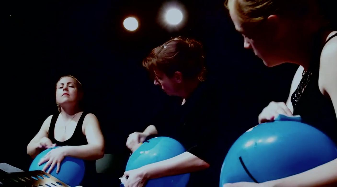 Pinquins Balloons