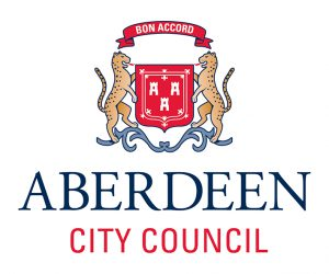 Aberdeen City Council Logo CMYK
