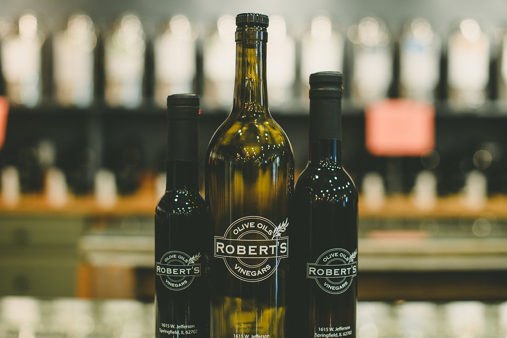 Don't settle for old grocery store oil. Robert's Seafood Market has the perfect oil you never knew excisted.