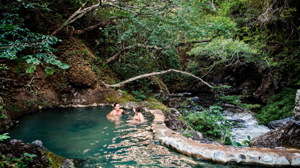 Rincón de la Vieja hot springs. 2015, Raven Eye Photography ,Martina Halik.