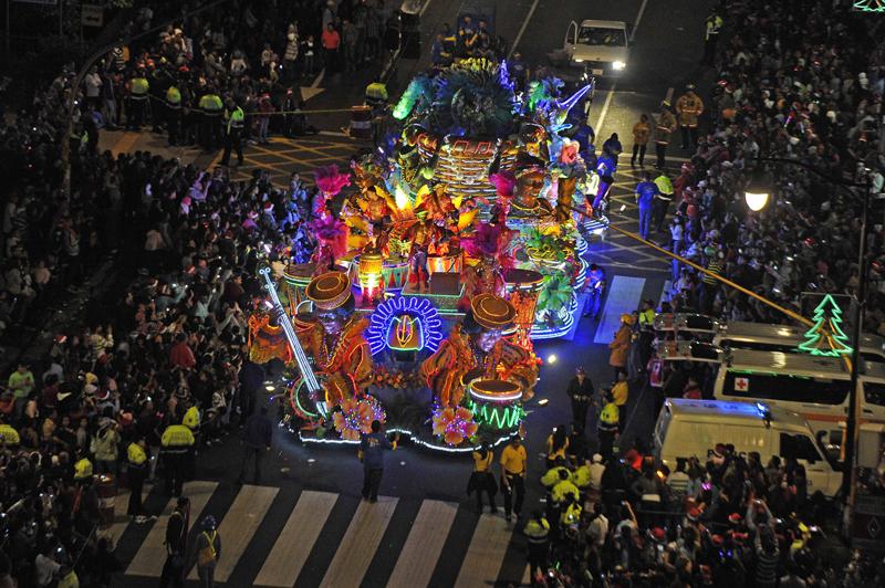 Festival de la Luz 2015,  @Festival de la luz
