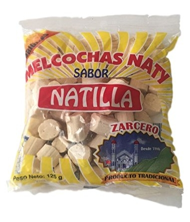 This is the only picture I found on them. Apparently I have to go to Zarcero on my own for my candy re-stocking.