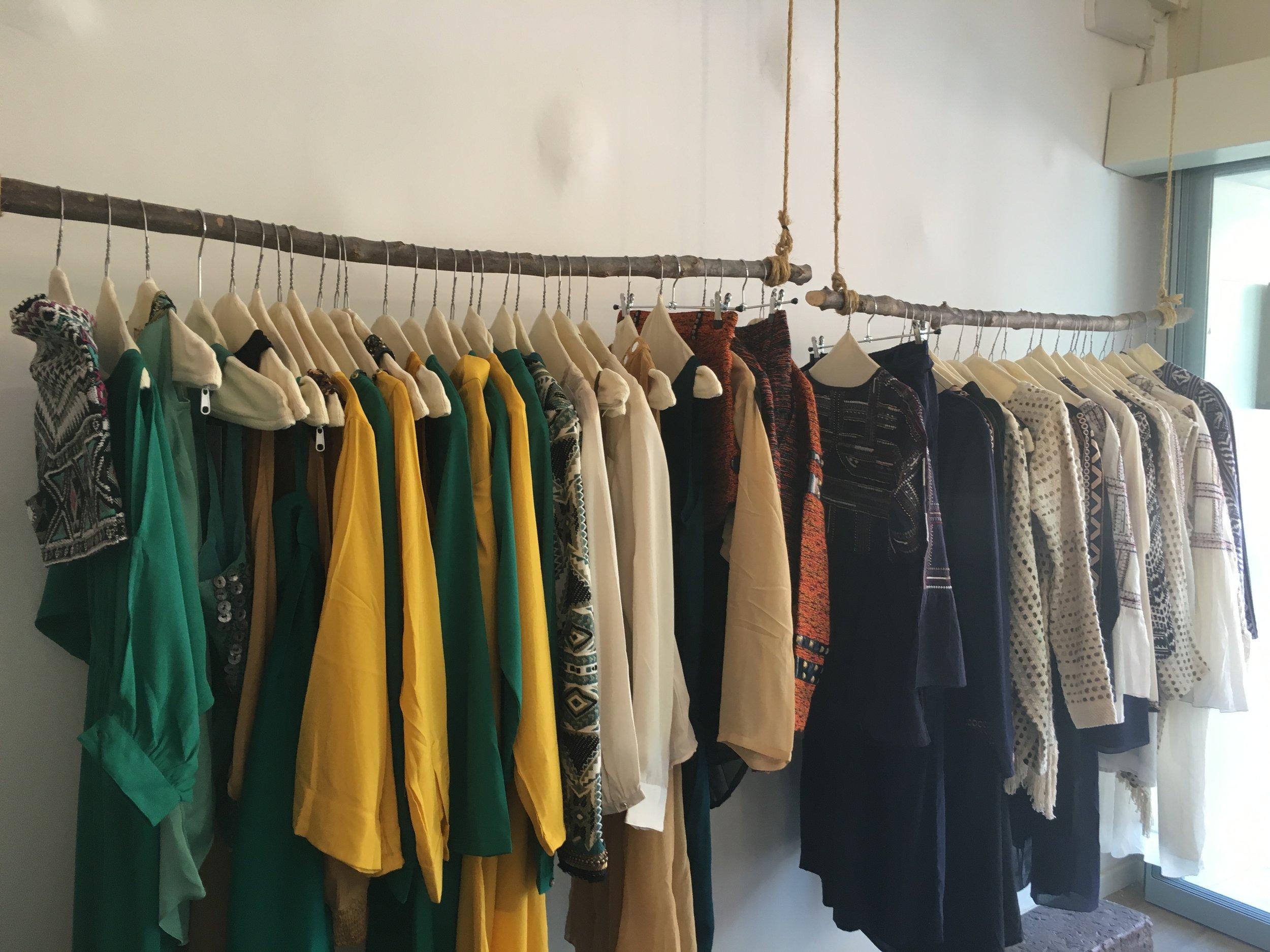 fashion diary rack