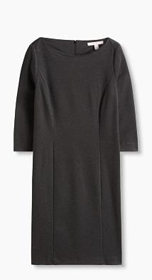Vestido formmal en gris/ grey formal dress
