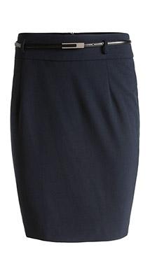 Skirt with belt/ Falda con cinturón