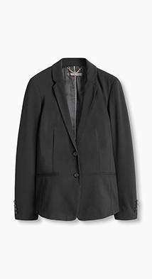 Black blazer/ Blazer negro