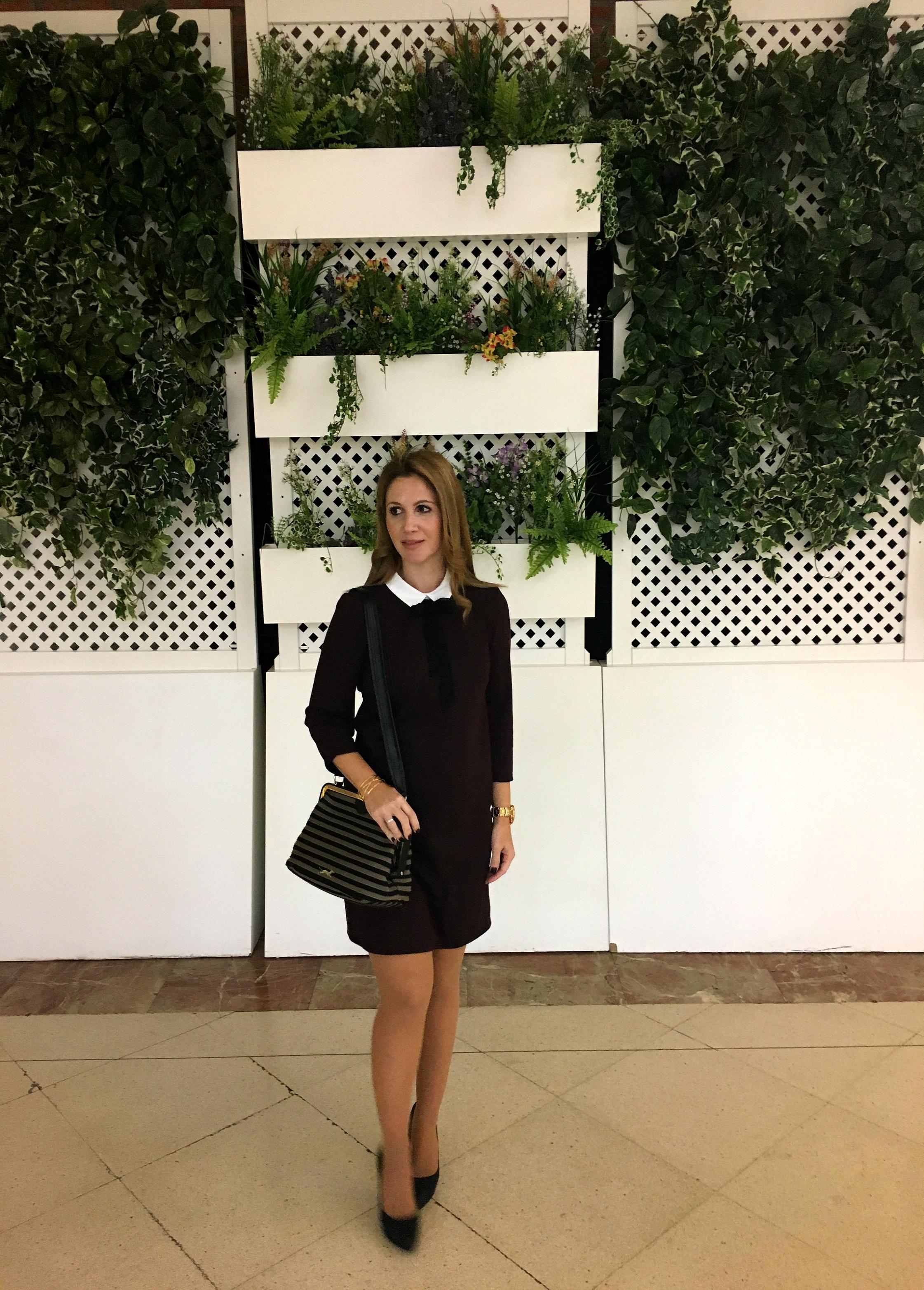 black ribbon fashion blog 3