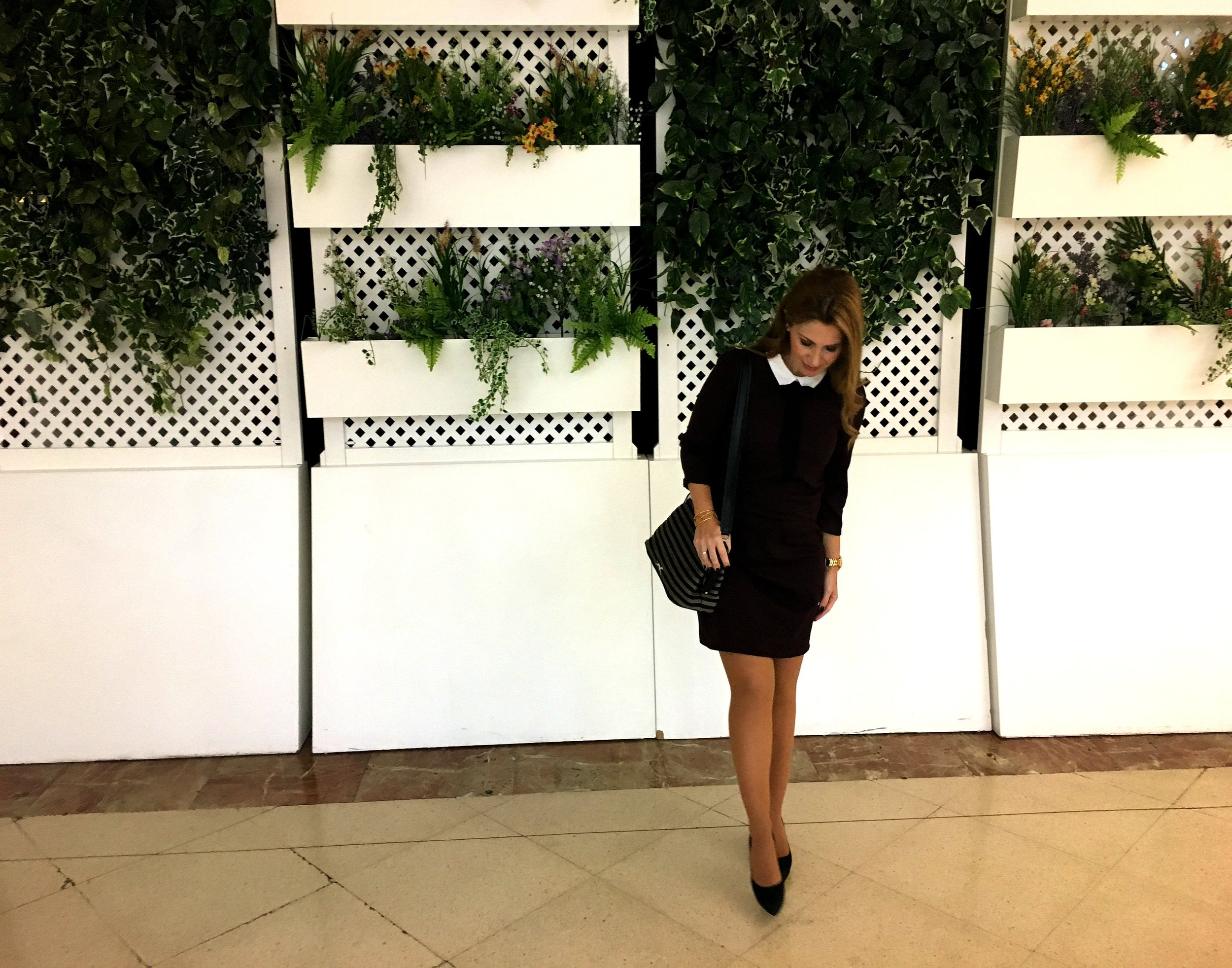 black ribbon fashion blog 4