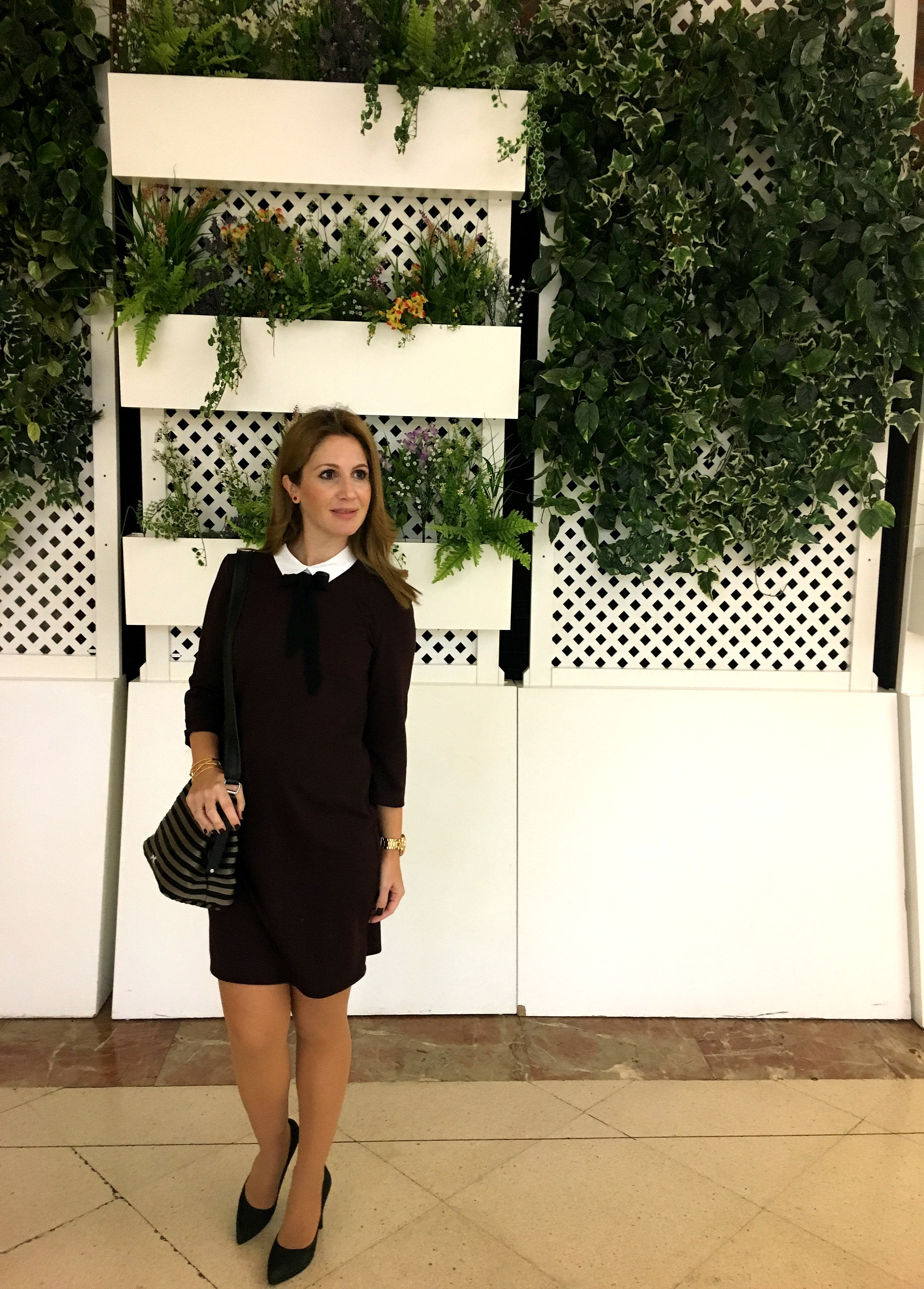 black ribbon fashion blog 5
