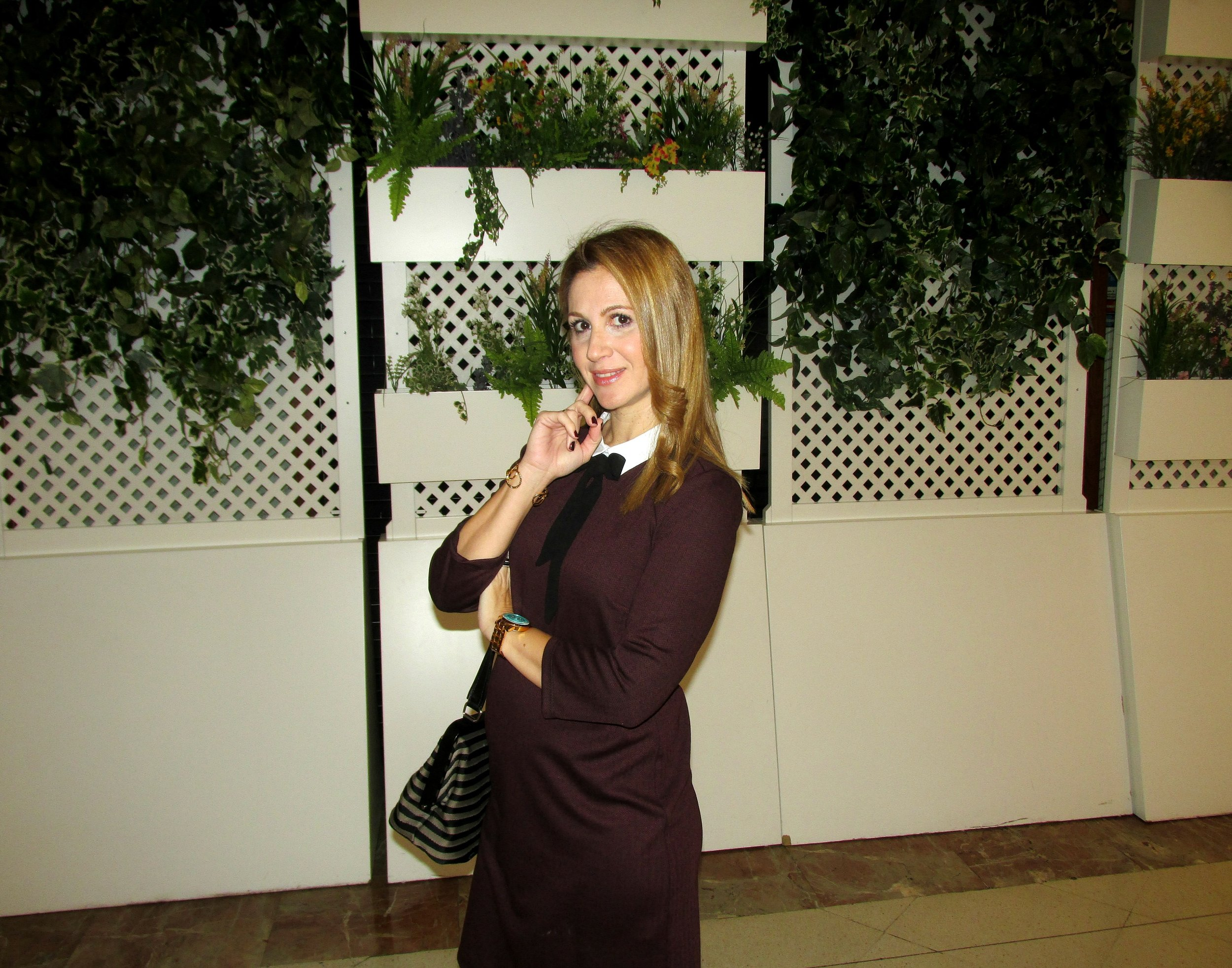 black ribbon fashion blog 6
