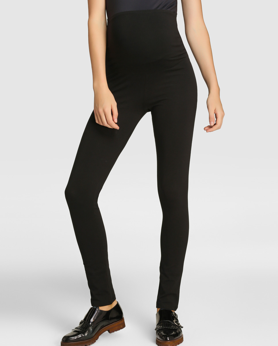 1.- MATERNITY LEGGINGS (H&M)/ LEGGINGS PREMAMÁ