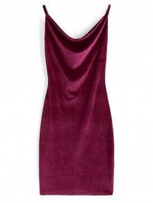 Beautiful  wine red dress / Precioso  vestido  en color vino
