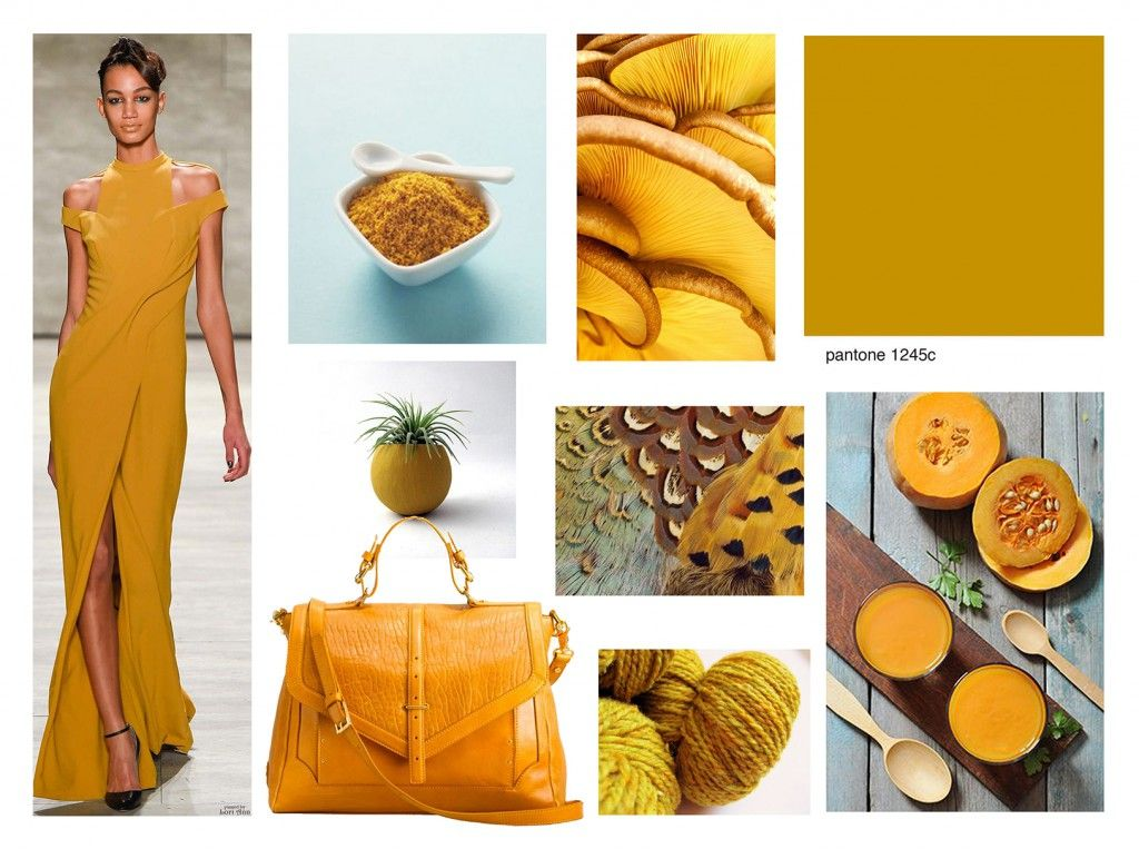 Pantone color is 1245c. (Source: PINTEREST)/ El color definido por Pantone es 1245c. (Fuente: PINTEREST)