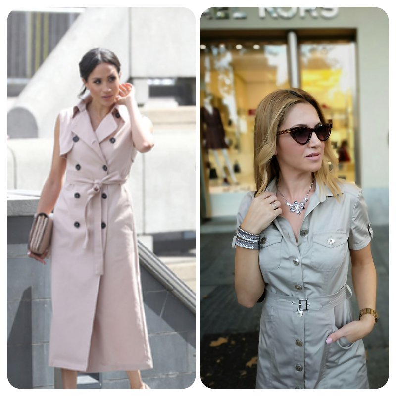 Meghan-markle-trench-dress