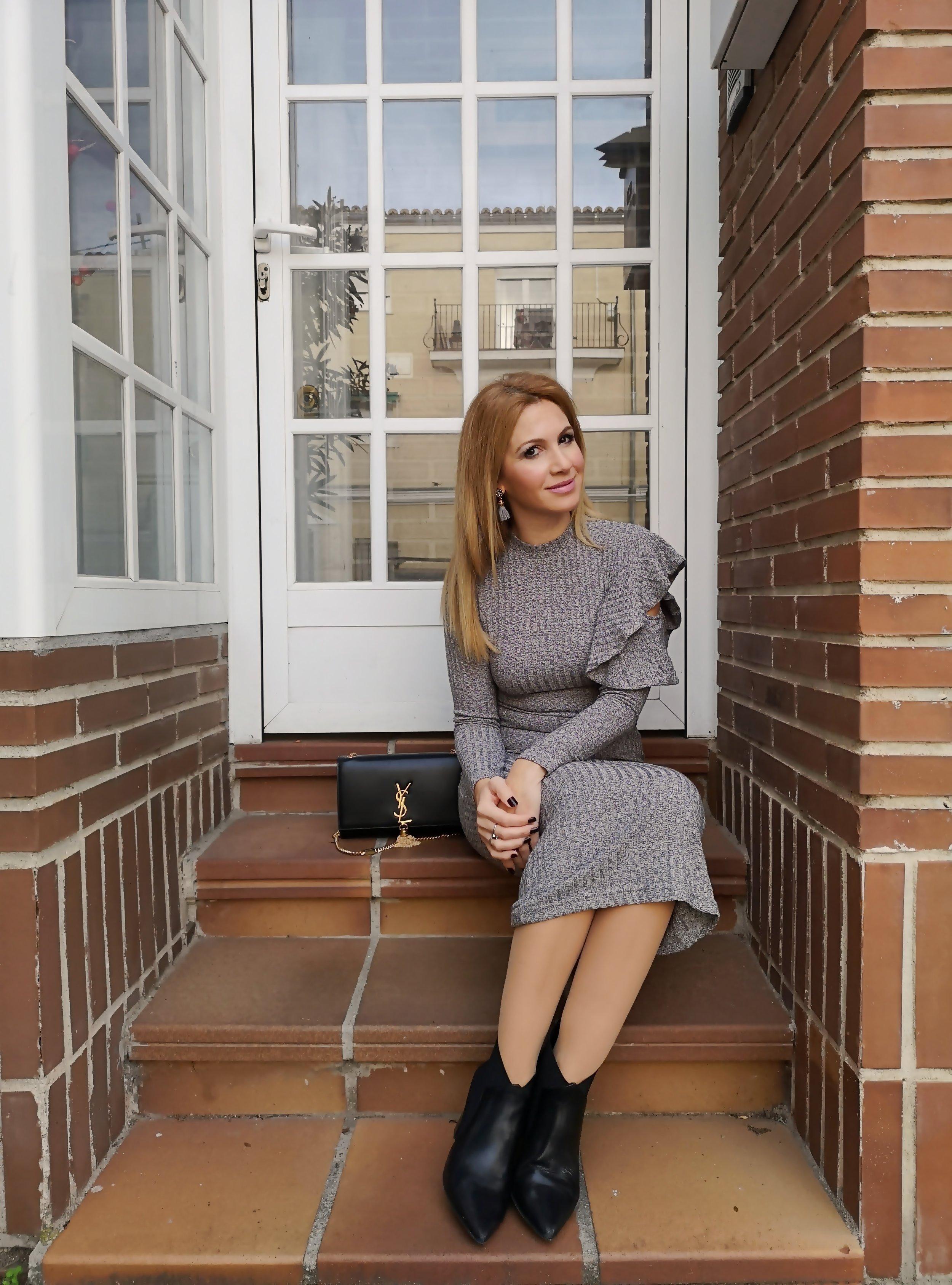 vestido-jersey-gris-largo