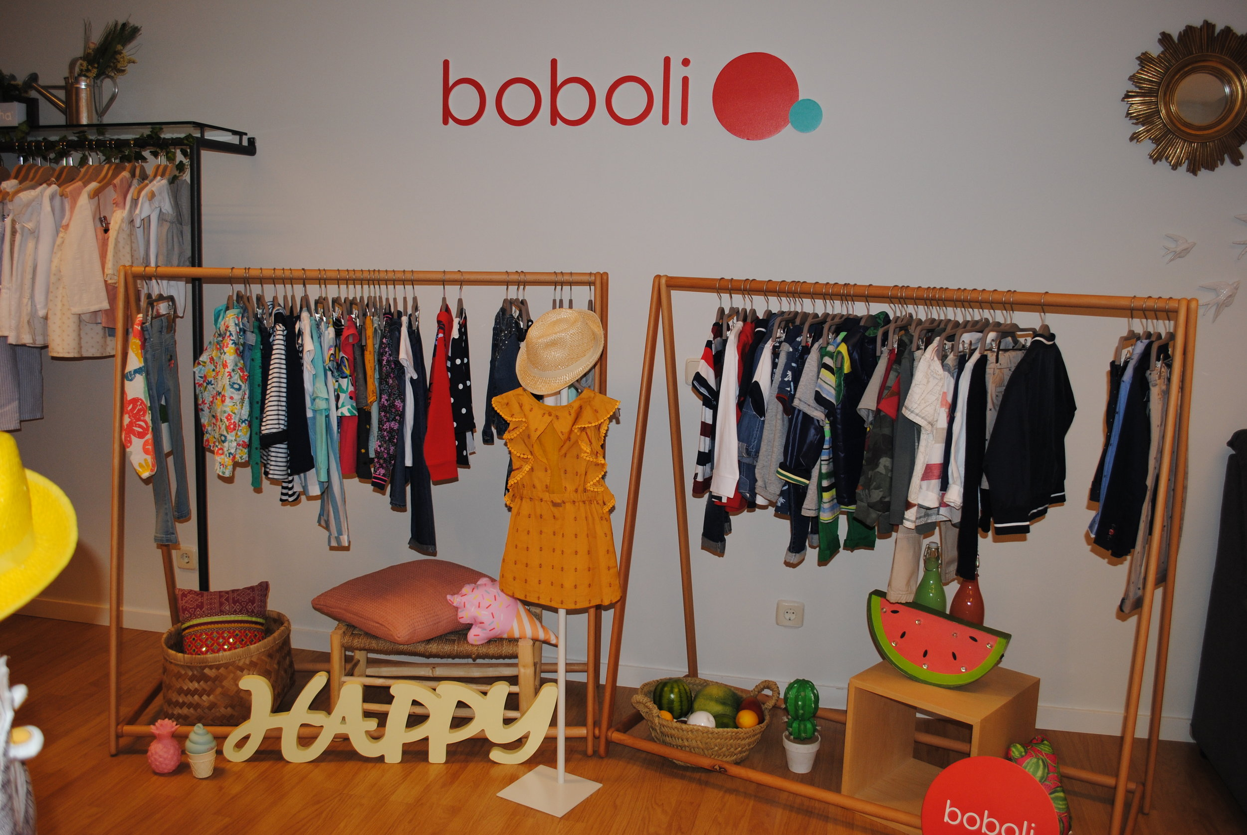 Boboli always so colourful!!! / Bobble siempre tan colorido!!!