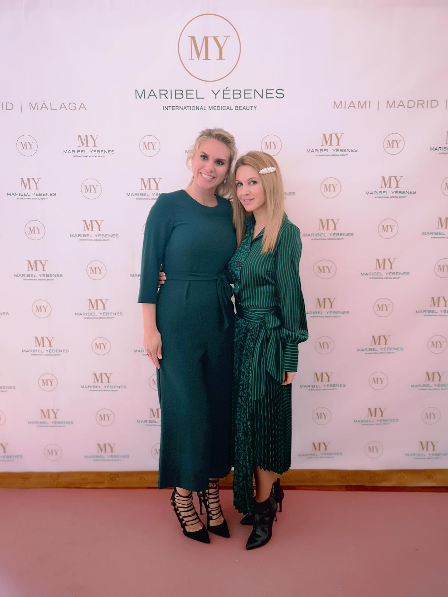 Elegantísima Myriam Yébenes, actual CEO de la marca.