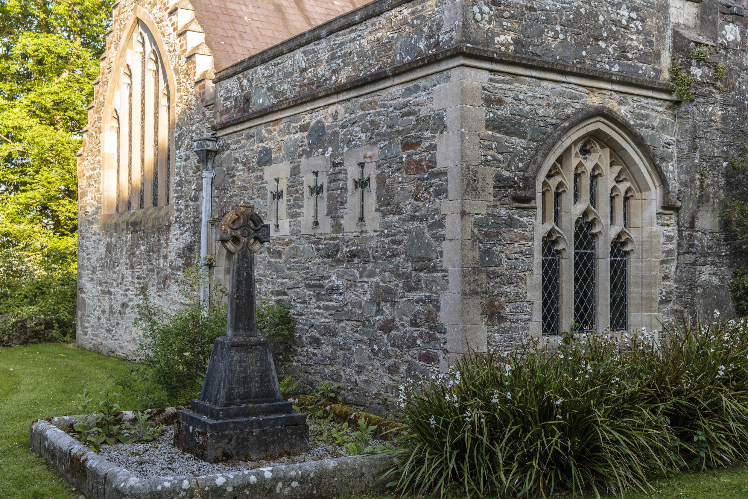 The chapel at Old Court, Strangford, where the talk will take place.Image:Paul Flanagan.