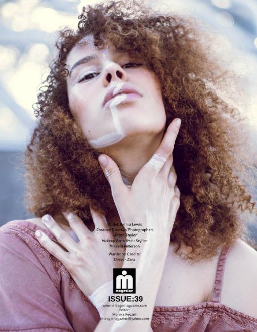 Artist's Dance   Imirage Magazine