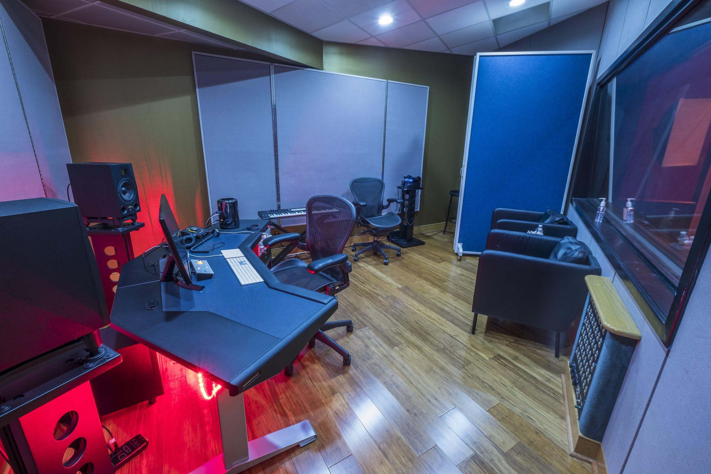 Gold Room Recording Studio