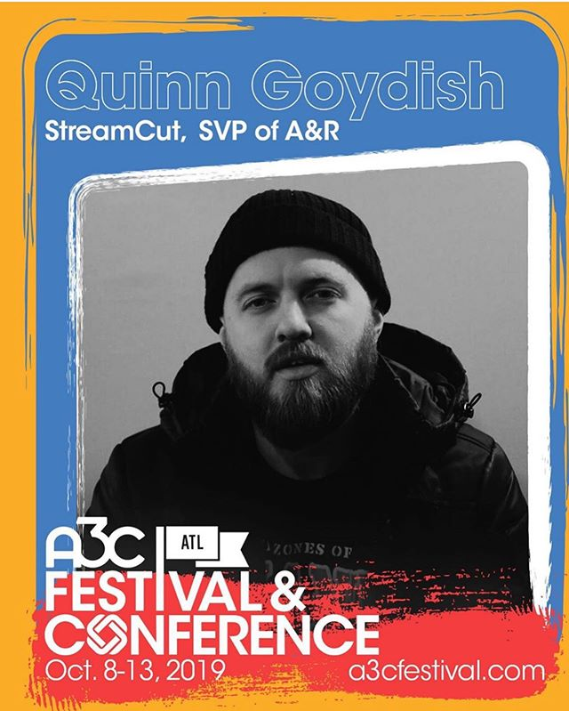 Catch our SVP @q1hunnid at this years @a3cfestival Oct 8-13 💥🗣 Passes available now!