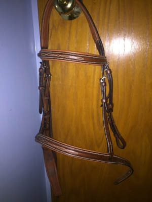 Dover House Brand, but still a lovely bridle