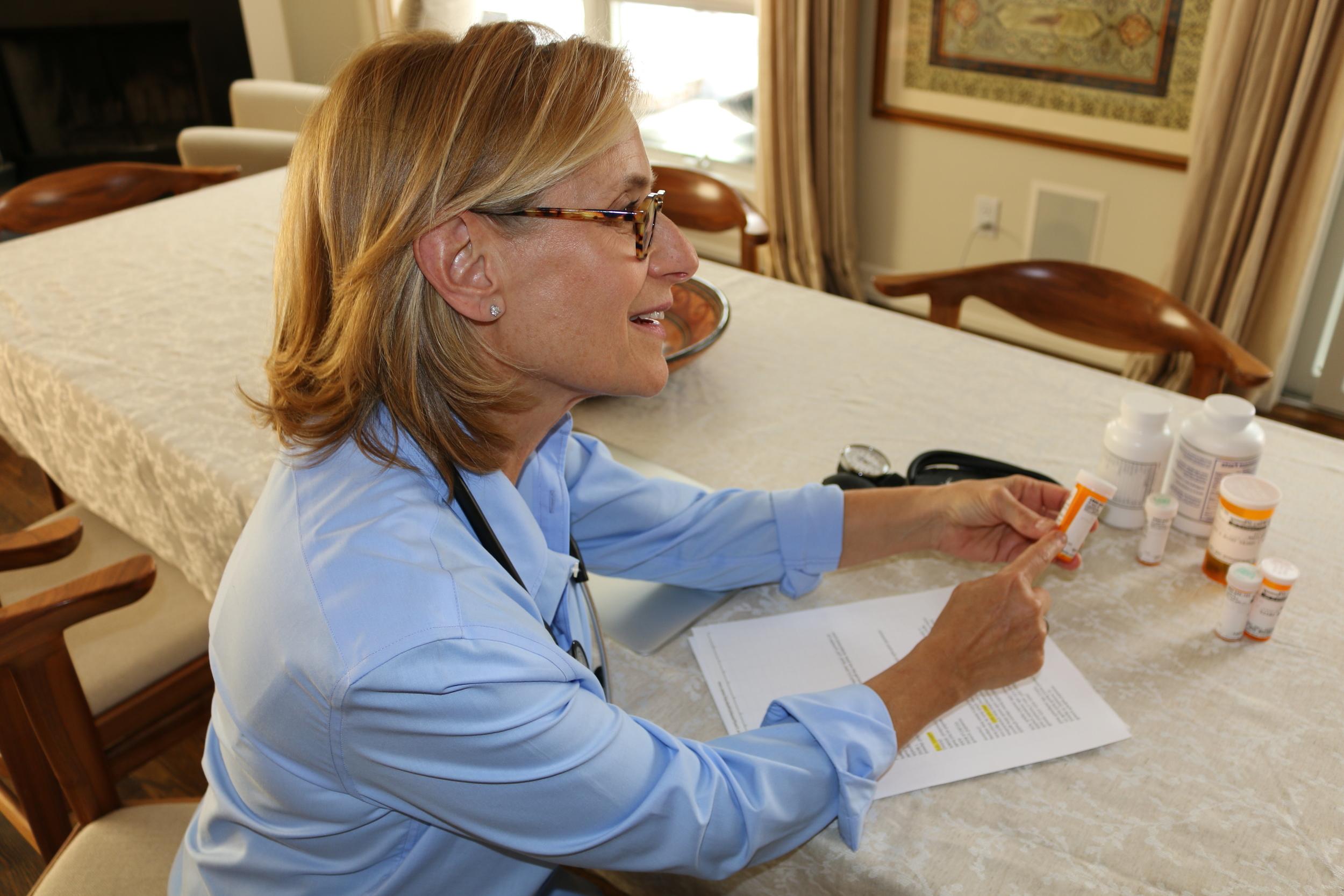 Certified medical housecalls —The Hamptons, Manhattan + East Long Island.