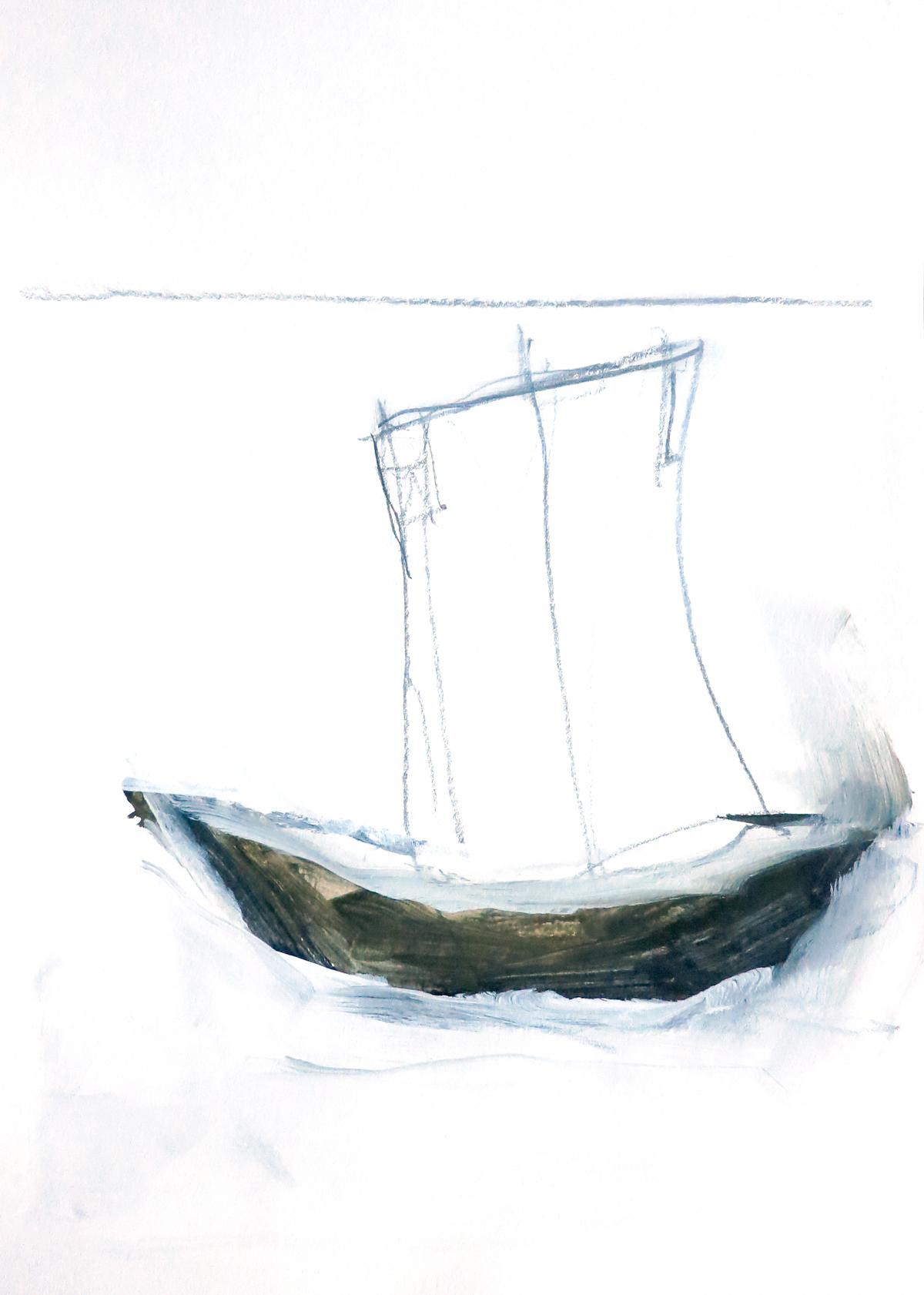 mid-sea passage