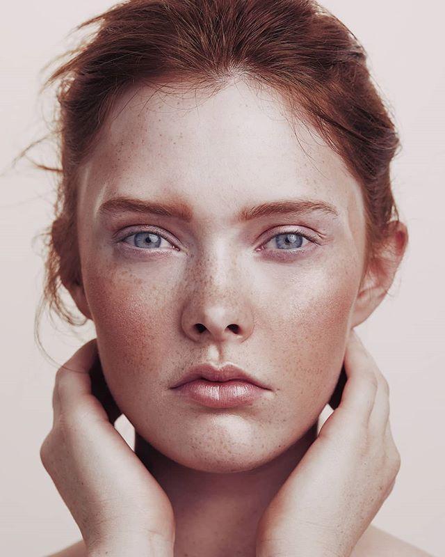 . Model: @taylorgreene / @kimdawsonagency  Hair & Makeup: @rossermakeup / @kimdawsonagency . . . . . #redhead #redhair #freckles #blueyes #makeup #beauty #style #cosmetics #model #modelsofinstagram #dallasmodel #photography #photooftheday #photographer #dallasphotographer #dallas #femalemodel #art #picoftheday #lotd #photoinspiration #dallasmua