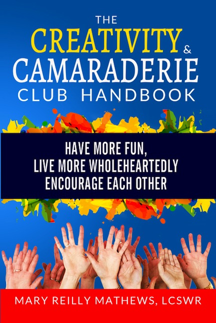 Creativity & Camaraderie Club Handbook Cover
