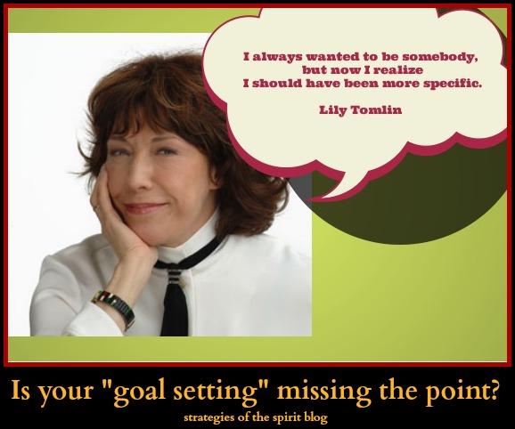 how to set goals, core values, priorities