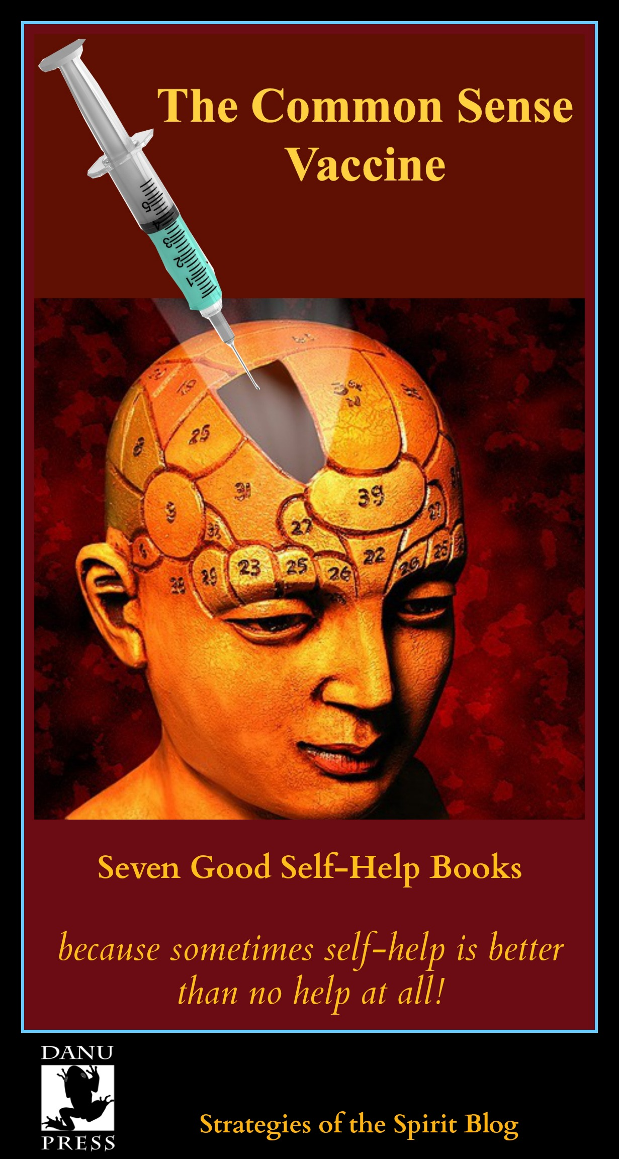 self-help books, common sense, good self-help book, strategies of the spirit, summer reading list