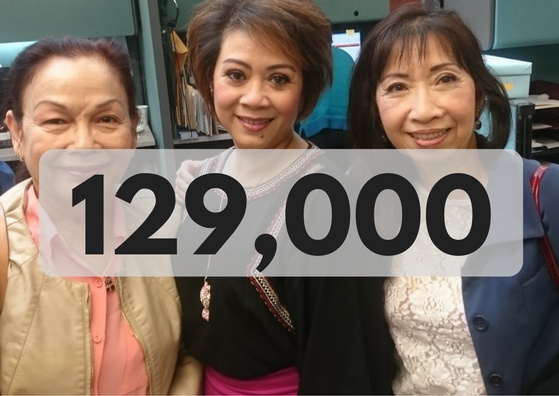 There are more than 129,000 nail salon workers in California. Most of them are immigrant women from Vietnam.