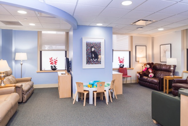 Family Room at Cleveland Clinic