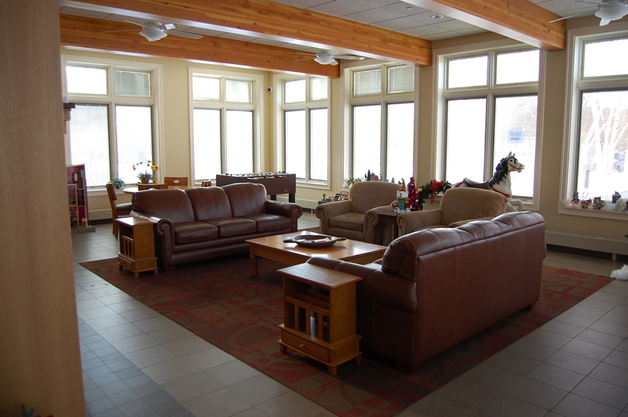 Sunroom & Activity Center