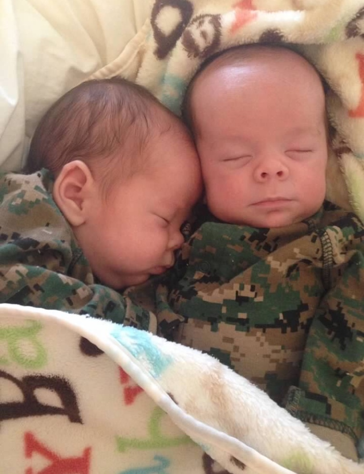 Michael and Christopher's first night together at RMH