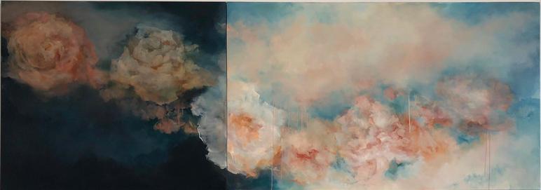 Radiate, Repose, Awaken, Ravish, Evaporate by Sharon Kingston