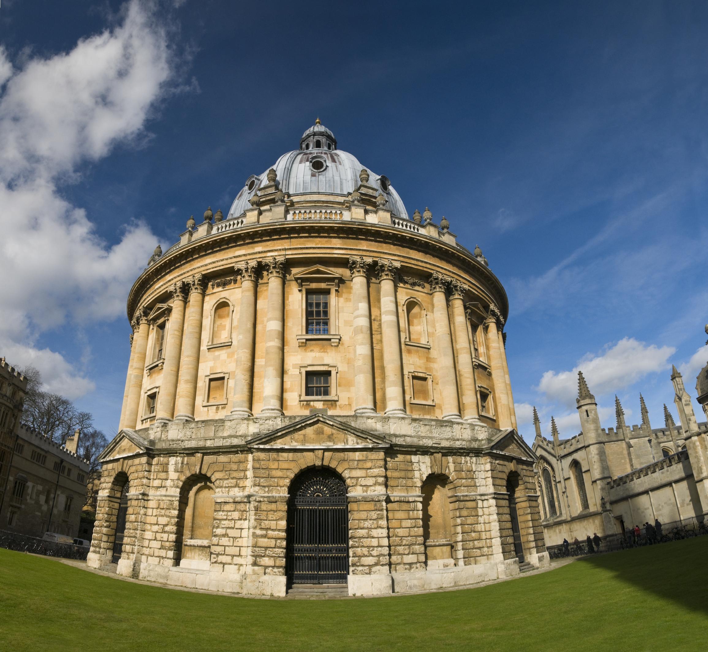 Oxford, Radcliffe Camera